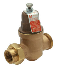 Cash Acme 1 in. Bronze Valve