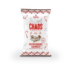 Kenny's Candy  Sweet Chaos  Peppermint Crunch  Popcorn  5.5 oz. Bagged