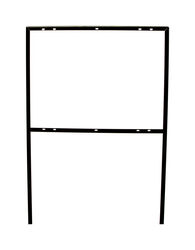 Hy-Ko English Blank Sign Frame 41.5 in. H x 25.5 in. W
