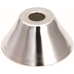 Plumb Pak  Chrome Plated  Deep Flange  1/2 in.