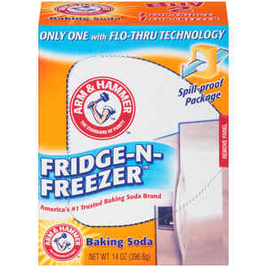 Arm & Hammer  Fridge-N- Freezer  No Scent Cleaning Powder  14 oz.