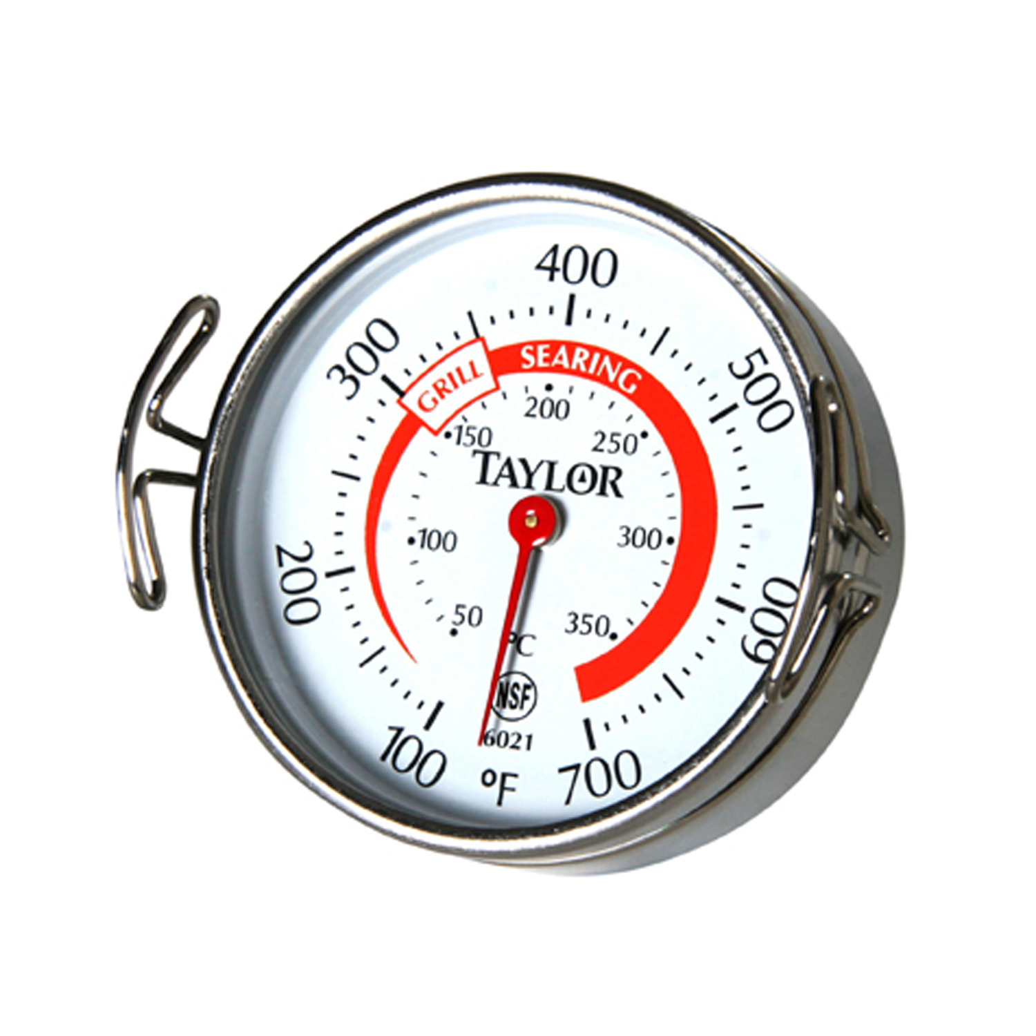 Taylor  Analog  Barbecue Grill Thermometer
