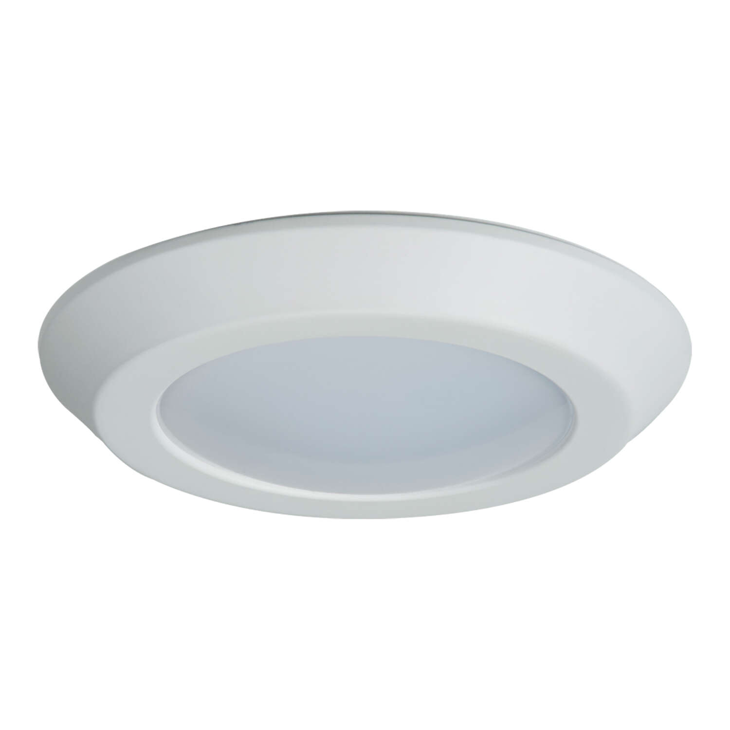 Halo  BLD6 Series  Matte  White  5 or 6 in. W LED  Recessed Light Trim  8.2 watt