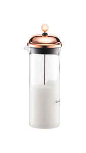 Bodum  Chambord  5 oz. Pink  Milk Frother