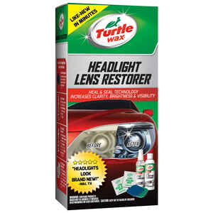 Turtle Wax  Headlight Lens Restorer  1 pk
