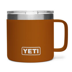 YETI  Rambler  14 oz. Insulated Mug  Clay