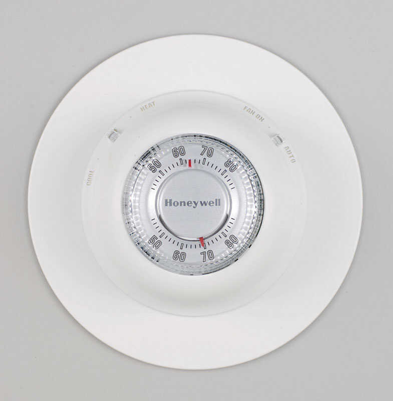 Honeywell Heating and Cooling Dial Thermostat - Ace Hardware