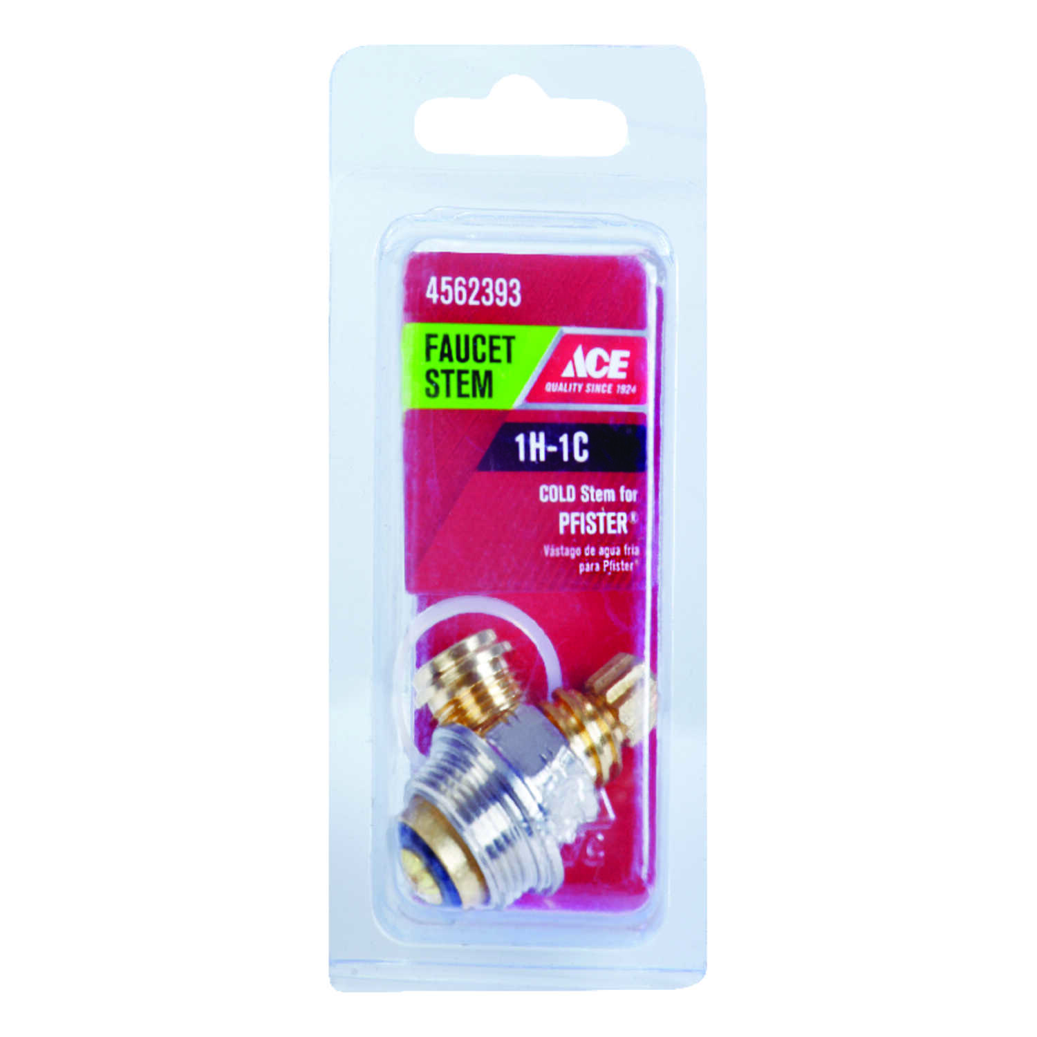 Ace  Cold  1H-1C  Faucet Stem  For Price Pfister