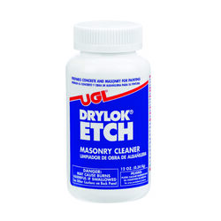 Drylok  Etch  Clear  Concrete Cleaner  12 oz.