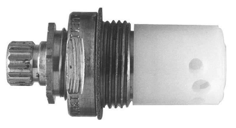 Ace  Cold  3C-6C  Faucet Stem  For Central Brass