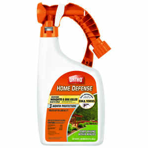 Ortho  Home Defense Back Yard Mosquito and Bug  Insect Killer  32 oz.