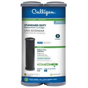 Culligan  Sediment  Whole House  Water Filter  For Universal Fit