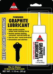 AGS  Powder  Graphite Lubricant  1.13 oz. 1 pk