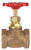 BK Products  ProLine  1 in. FIP  Brass  Globe Valve