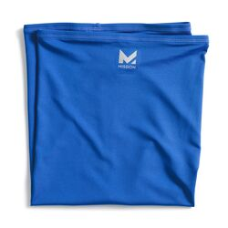 Mission Blue Full Length Cooling Neck Gaiter 1 pk