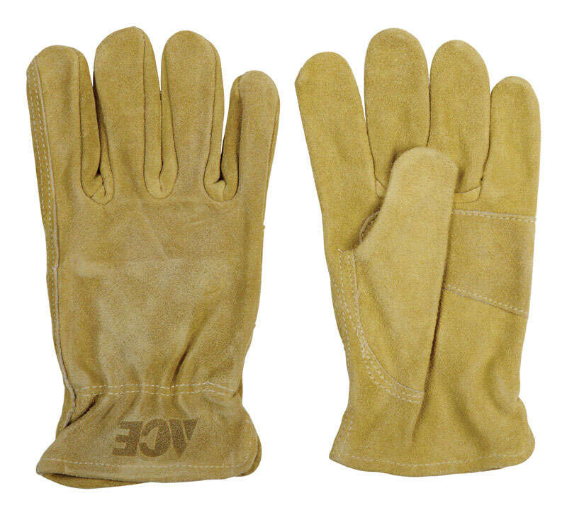 Ace  Medium  Gloves  Saddletan