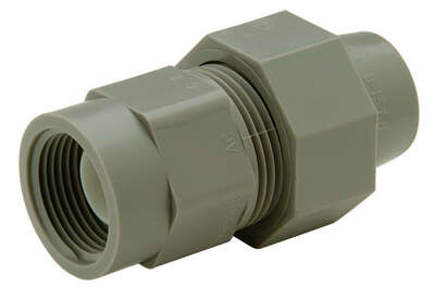 Zurn  Qest  1/2 in. CTS   x 1/2 in. Dia. FPT  Polyethylene  Pex Female Adapter