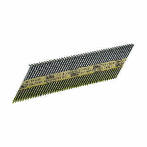 Senco  34 deg. 15 Ga. Screw Shank  Straight Strip  Framing Nails  2-3/8 in. L x 0.11 in. Dia. 2,500