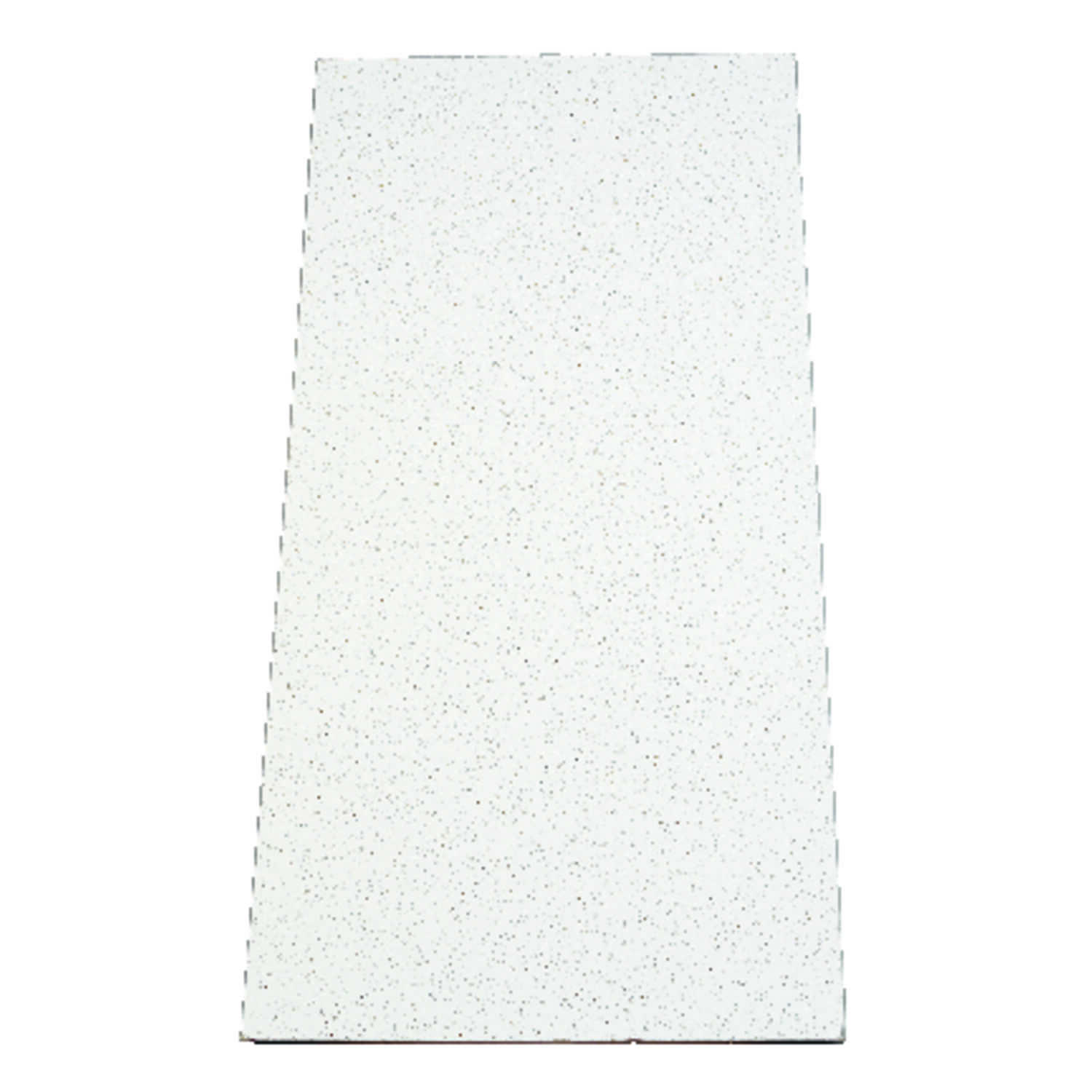 USG  2 ft. W x 4 ft. L Mineral Fiber  Square Edge  Radar  Ceiling Tile
