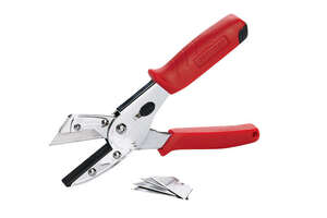 Craftsman  1-3/4 in. Stainless Steel  Edge Utility Cutter  1 pk