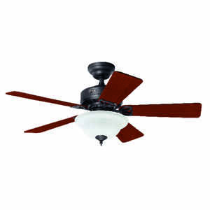 Hunter Fan  Caraway  44 in. 5 blade Indoor  Bronze  Ceiling Fan