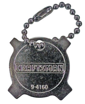 Craftsman  1 pc. Keychain Screwdriver  1 in.