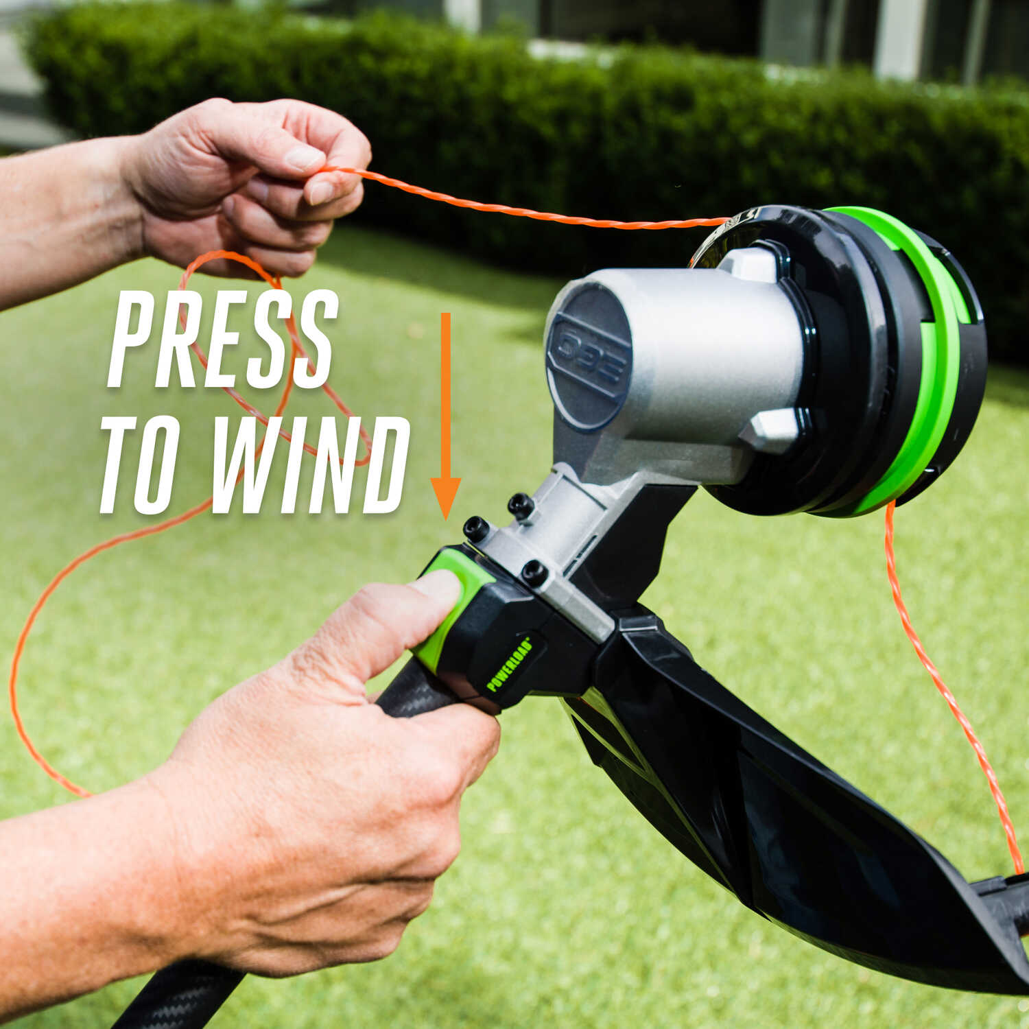 EGO Power Plus Straight Shaft Battery String Trimmer - Ace