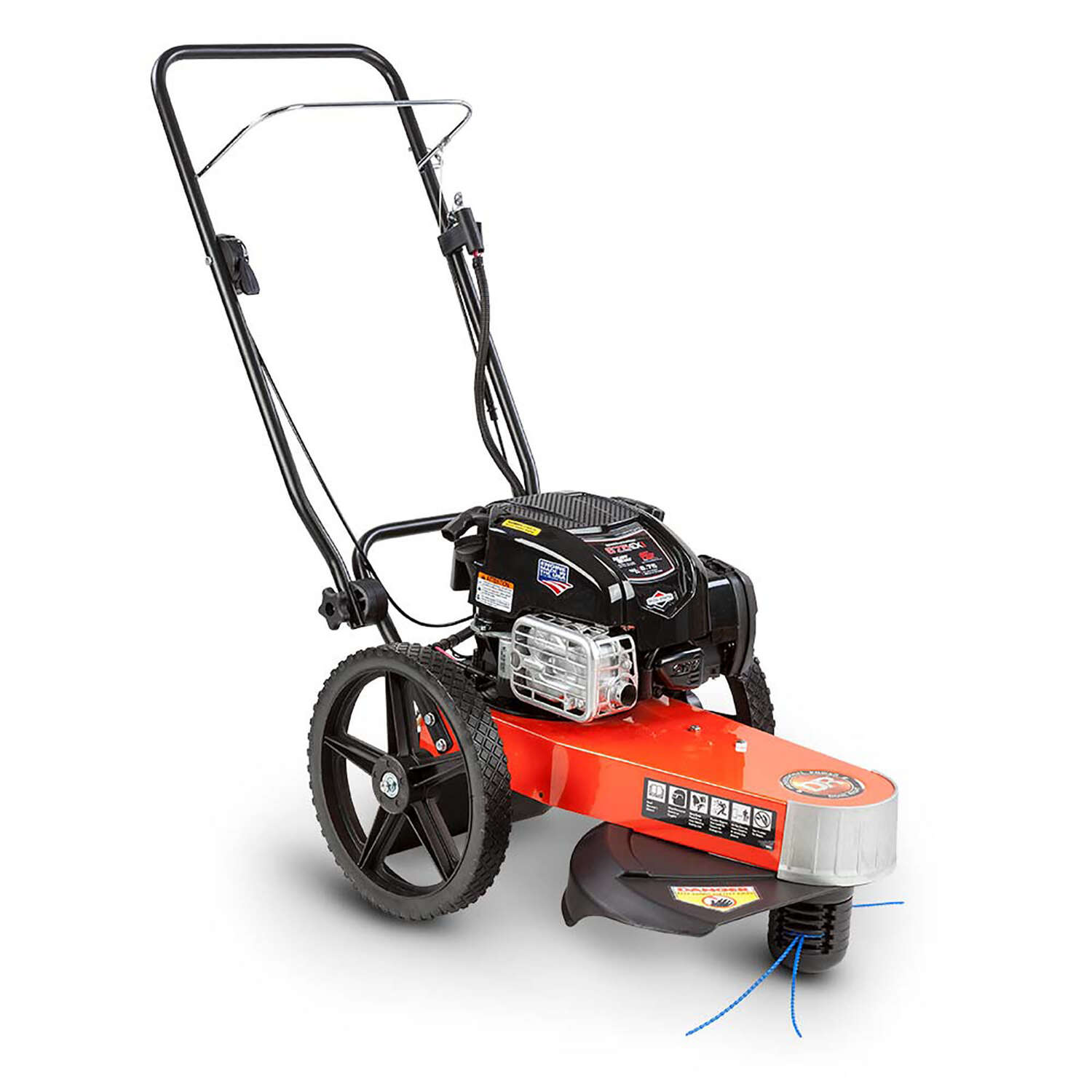 DR Power  Premier  163 cc Gas  Trimmer Mower