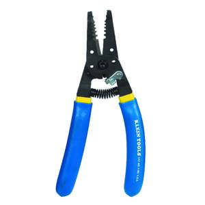 Klein Tools  10-18 AWG 7-1/8 in. L Wire Stripper/Cutter