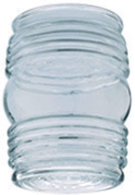 Westinghouse Jelly Jar Clear Glass Lamp Shade 1 pk