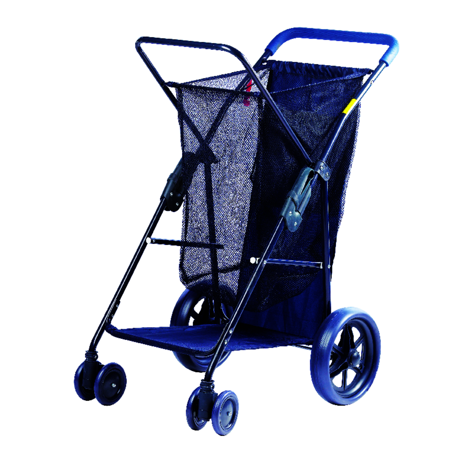 Rio Brands  38-1/2 in. H x 21-3/4 in. W Utility Cart  Collapsible