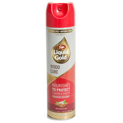 Scotts  Liquid Gold  Almond Scent Wood Cleaner and Preservative  10 oz. Spray