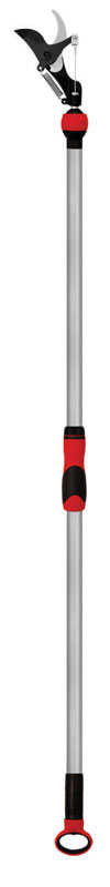 Corona  Ropeless  65-1/4 in. Carbon Steel  Bypass  Tree Pruner
