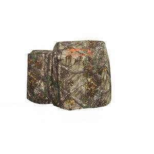 Traeger  Realtree  Brown  Grill Cover  21 in. W x 34 in. D x 32 in. H For 20 Series