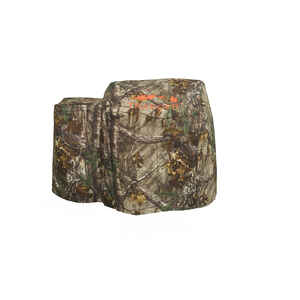 Traeger  Realtree  Brown  Grill Cover  21 in. W x 32 in. H x 34 in. D For 20 Series