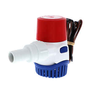 Rule  500 gph Automatic Bilge Pump  12 volt