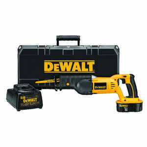 DeWalt  XRP  1-1/8 in. Cordless  Reciprocating Saw Kit  Kit 18 volt 3000 spm