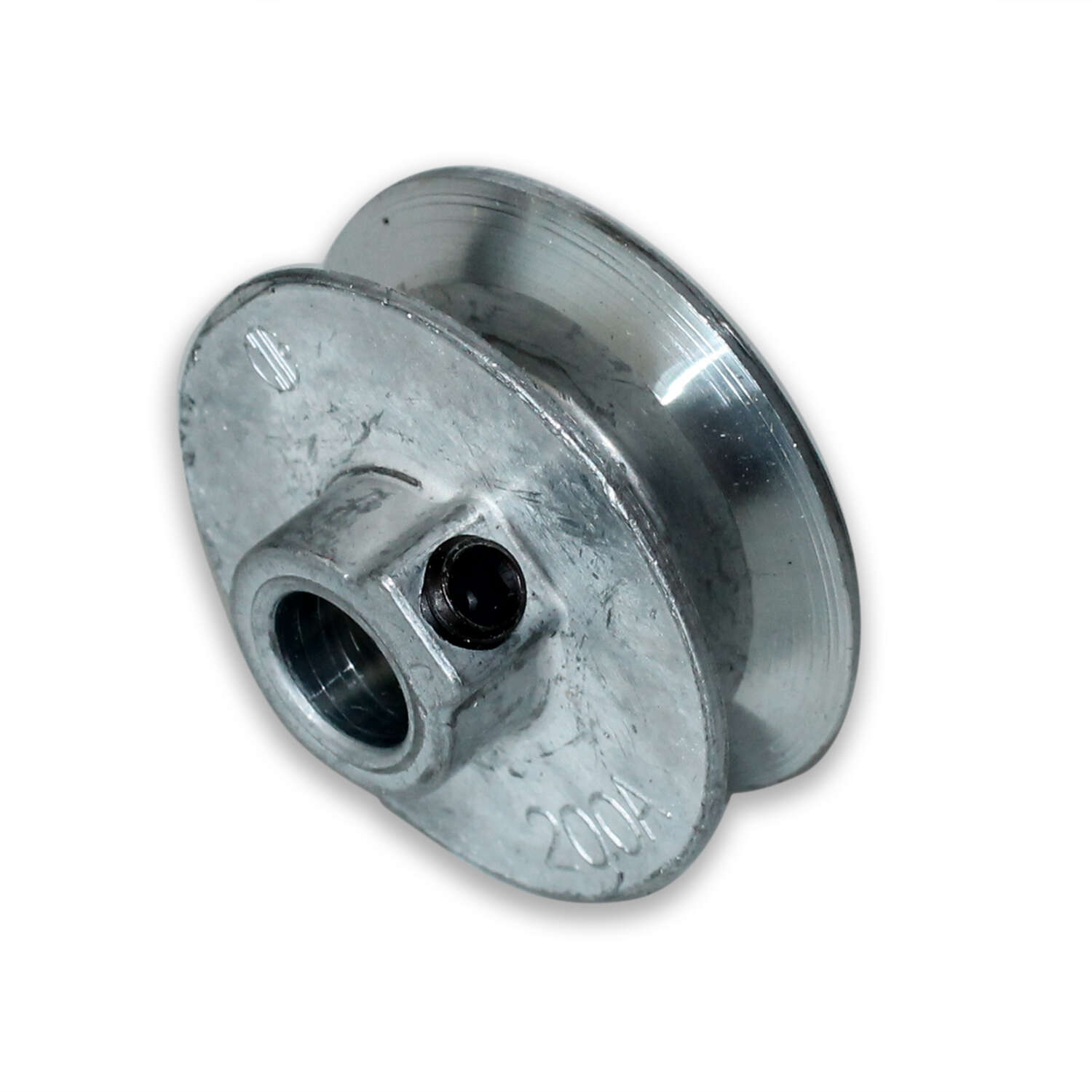 Chicago Die Cast Single V Grooved Pulley A 2 in. x 1/2 in. Bulk