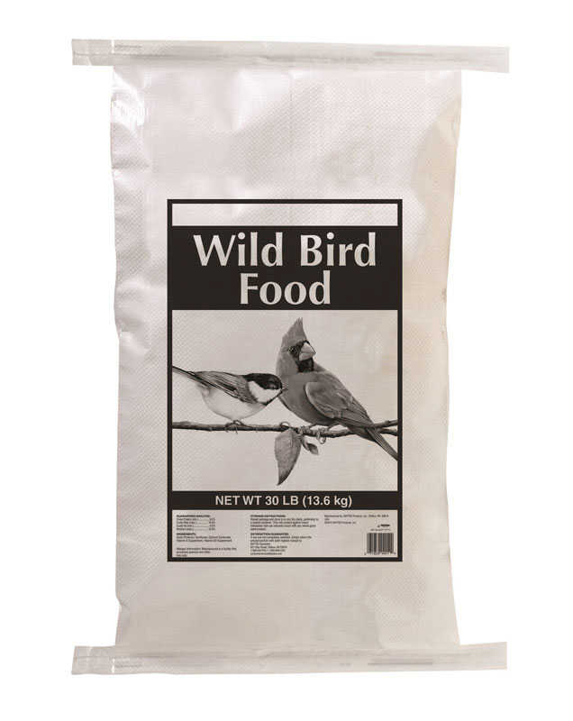 Kaytee  Assorted Species  Wild Bird Food  Mixed Seed  30 lb.