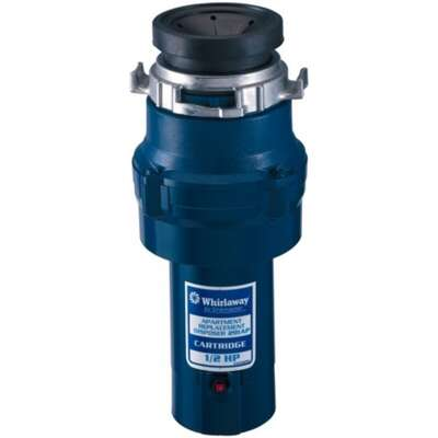 Whirlaway 1/2 hp Garbage Disposal with Power Cord