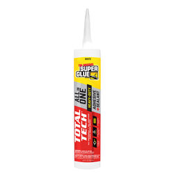 The Original Super Glue Corporation  Total Tech  Construction Adhesive Sealant  9.8 oz.