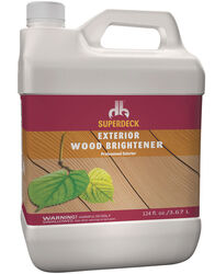 Superdeck  Wood Brightener  1 gal.