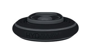 Hydaway  21 oz. Collapsible  Water Bottle  Black
