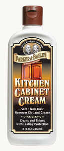 Parker & Bailey  Honey-Almond Scent Kitchen Cabinet Cream  8 oz. Cream