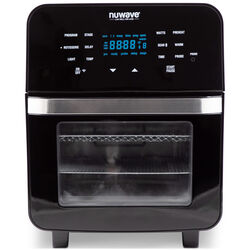 NuWave Black 14 qt. Programmable Digital Air Fryer