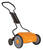 Fiskars  22 in. Manual  Push Mower