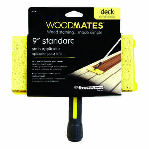 Woodmates  Refill 7 in. W Wood Stain Pad  For Smooth Surfaces