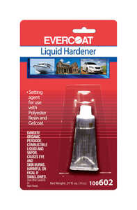 Evercoat  Liquid Hardener  .37 oz.