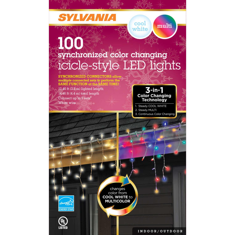 Sylvania Led Light Set Color Changing   Lights