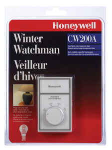 Honeywell  Winter Watchman  White  Temperature Alarm System